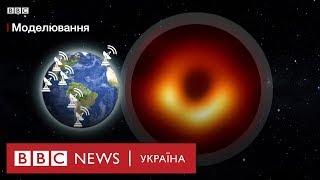 Ось перше у світі фото чорної діри. Як його зробили?