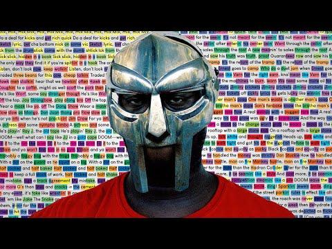 Download MF DOOM - Gazzillion Ear | Rhymes Highlighted