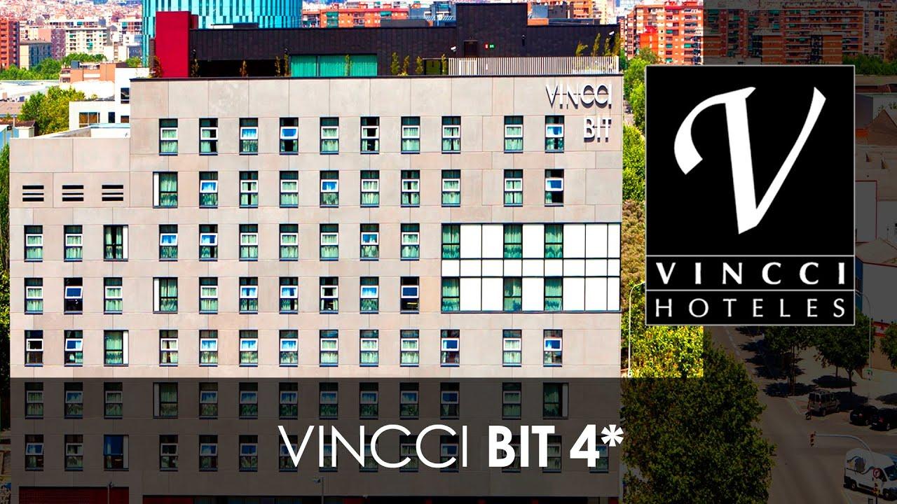 Hotel vincci bit 4 barcelona vincci hoteles youtube - Hoteles vincci barcelona ...