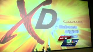 Cinemark re-opens Sacramento movie theaters