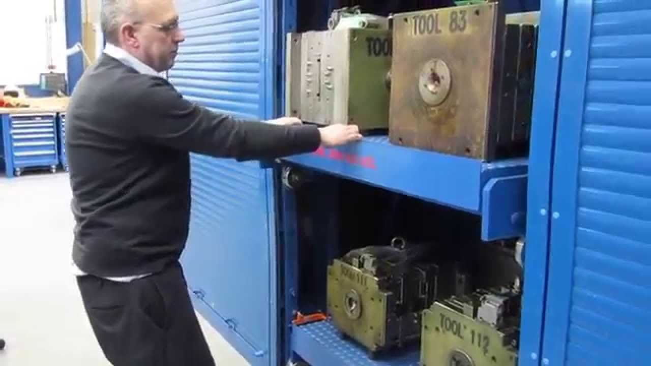 Pull Out Mould Tool Storage Youtube