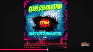 Free EDM samples risers free sound effects Club Revolution vol.1 FREE SAMPLE PACK