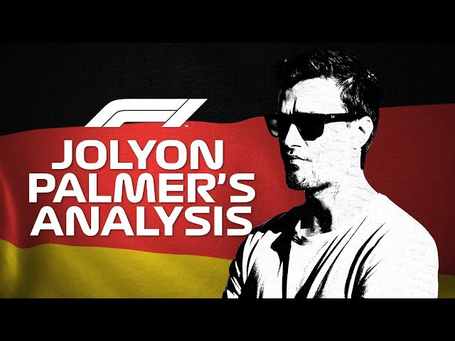 'One Of The Best F1 Races' - Jolyon Palmer On The 2019 German Grand Prix