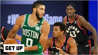 How will the Celtics manage to defeat the Raptors in Game 7? | Get Up