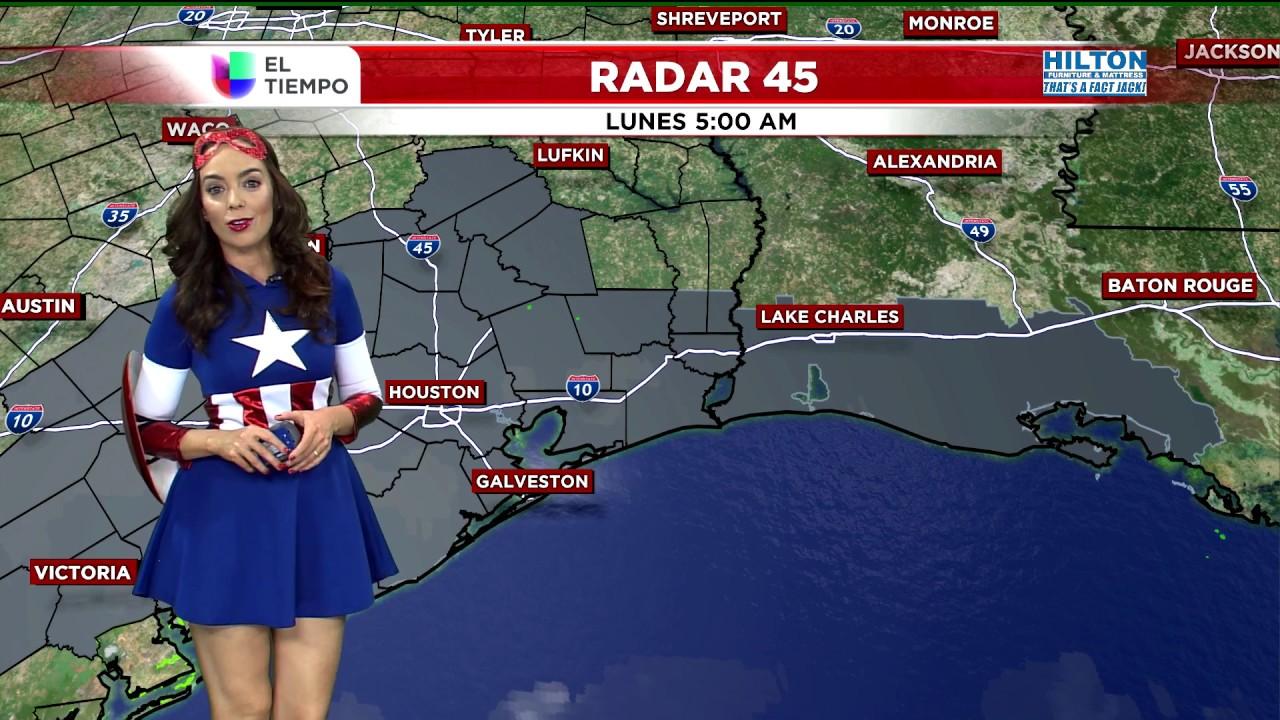 Clara Trullenque Univision 45 Houston Youtube