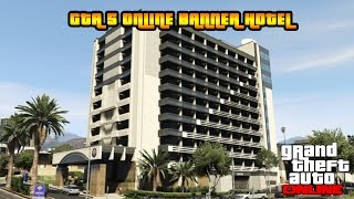 GTA 5 ONLINE NEW BANNER HOTEL WALLBREACH PS4 XBOX ONE PS3 AND XBOX 360