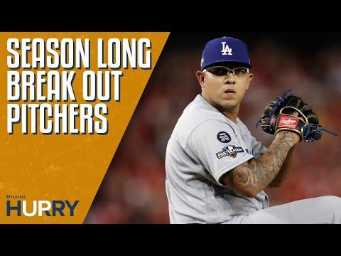 2020 Fantasy Baseball: Breakout Pitchers to Draft