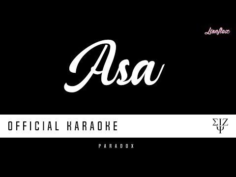 EIZY - ASA ( OFFICIAL KARAOKE )