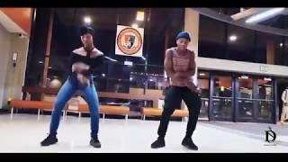 Davido - FIA  (Yeba & Pinga) Talented Dancers