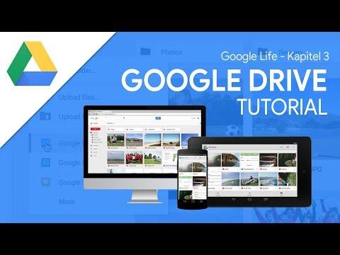 Das Große Tutorial Zu Google Drive | Mit Google Docs, Tabellen & Präsentationen (Google Life #03)