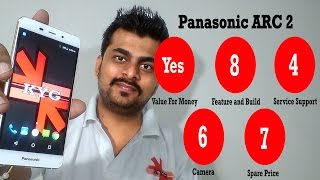 Panasonic Eluga Arc 2 Review and Service Support Know Your Gadget