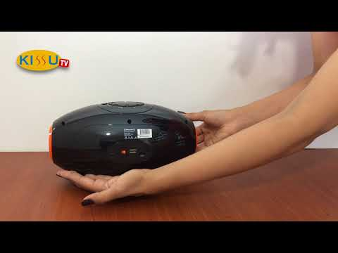 Caja Amplificadora Portátil Bazzuka B306