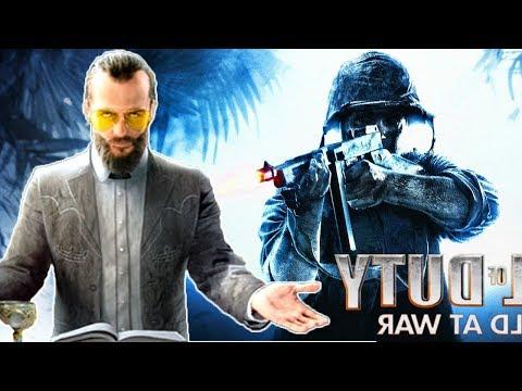 Far Cry 5 Arcade Maps: World at War, P.T. Silent Hills, Fort Knight & Nacht Der Untoten