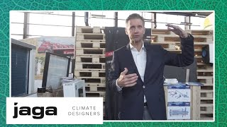 Jaga Climate Designers: filosofía sostenible, climatización renovable y ventilación eficiente