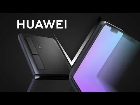HUAWEI V EXCLUSIVE VIEW!