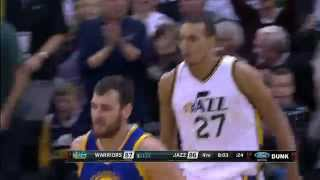 Rudy Gobert Throws Down the MONSTER Alley-Oop