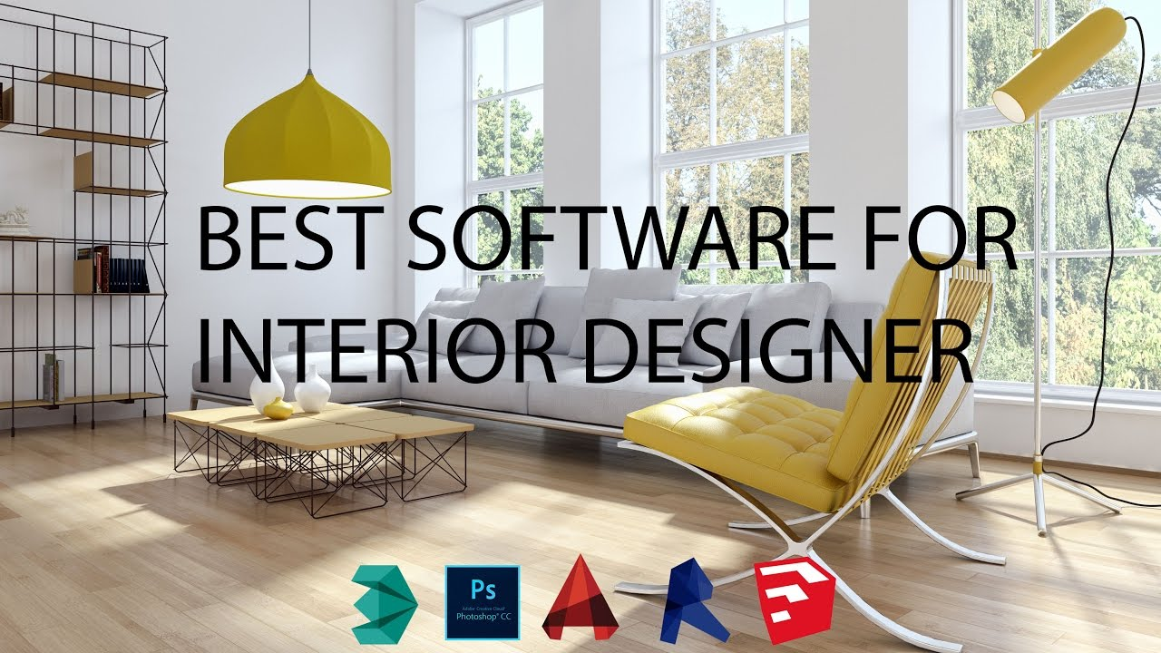 Best software for interior designer youtube