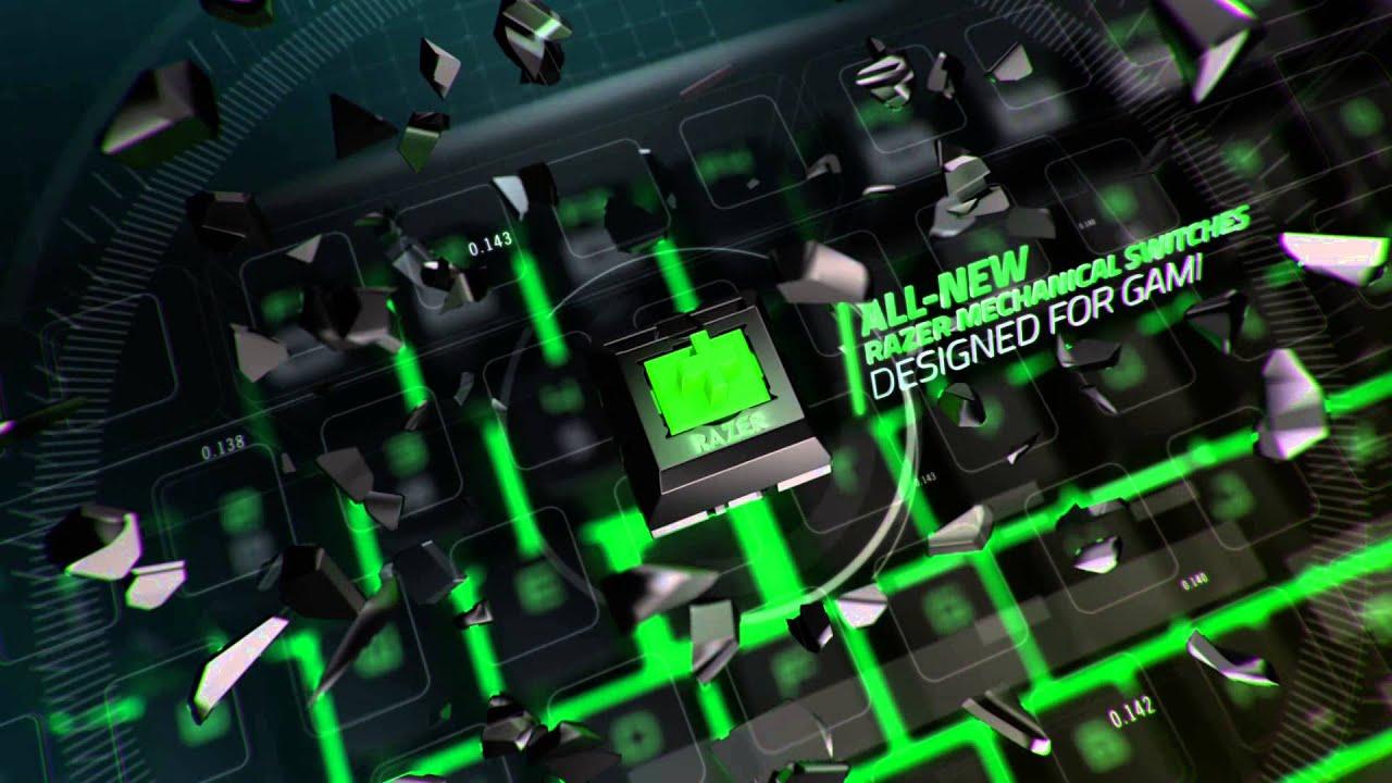 3d Wallpapers Hd Full Hd 1080p 1920x1080 The All New Razer Blackwidow Ultimate Featuring Razer