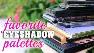 Top 10 Eyeshadow Palettes | Drugstore & Highend