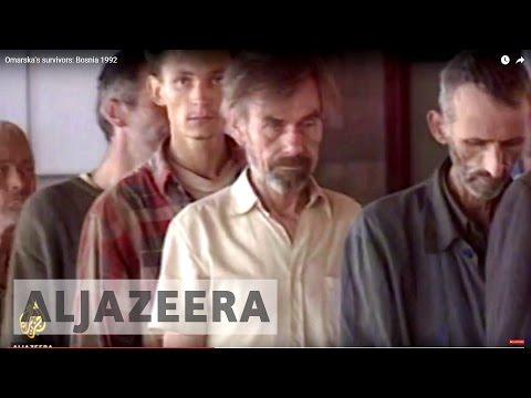 Omarska's survivors: Bosnia 1992
