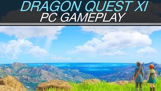 Dragon Quest XI PC Gameplay