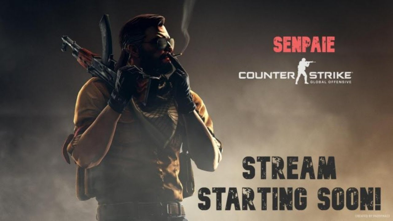 *LIVE*Counter-Strike Global Offensive-Road To MG1