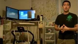 Treadmill Desk Review