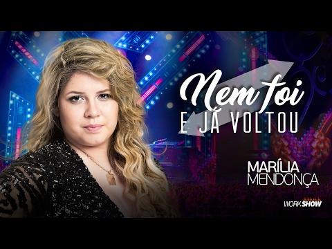 Marília Mendonça – Nem Foi e Já Voltou - DVD Realidade
