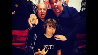 Jagger Alexander -Erber plays ACDC with The Choirboys featuring Mark Gable and James Morley.