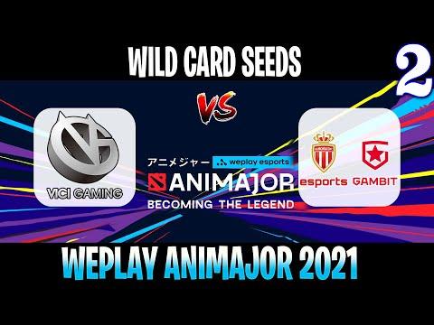 VG vs ASM Gambit Game 2 | Bo2 | Wild Card Seeds WePlay AniMajor DPC 2021 | DOTA 2 LIVE