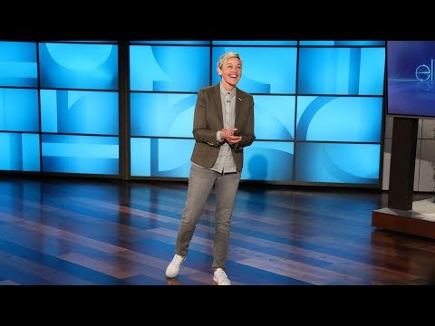 Ellen Shares the Secrets to Looking Good