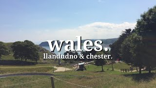 Wales - A Travel Montage
