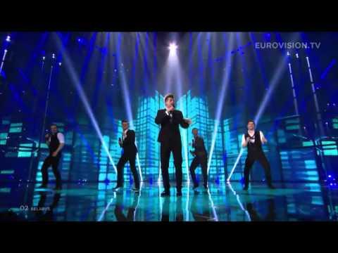 Teo -  Cheesecake Belarus Eurovision  2014 Grand Final Финал Беларусь Евровидение