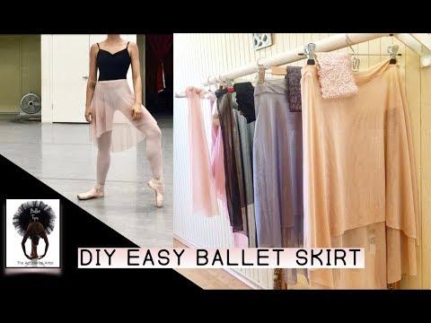 DIY Hi- Lo Ballet Skirt--tips And Pattern