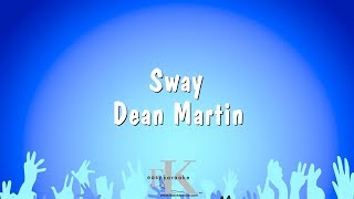 Sway - Dean Martin (Karaoke Version).mp3
