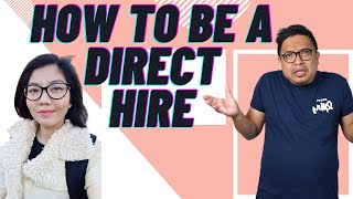 How to be a UK nurse without an agency. Direct hire Filipino UK nurse. Step by step direct hire