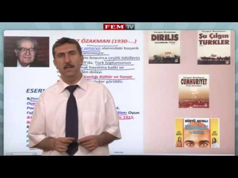 Cumhuriyet Donemi Turk Edebiyati   Cumhuriyet Doneminde Tiyatro   2