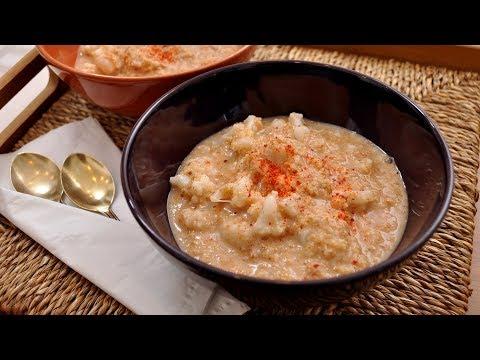 Рецепта за яхния с карфиол от туршия и лимецовеи флейки