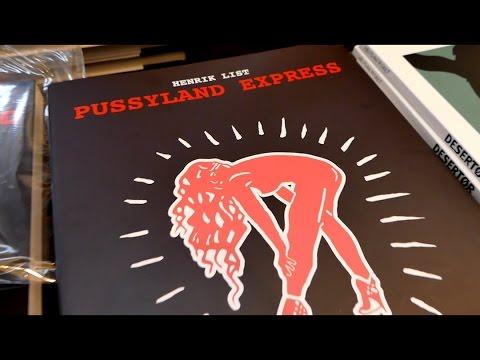 Pussyland Express @ Copenhagen Comics 2017