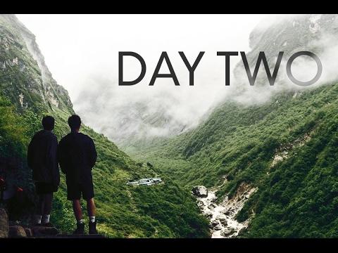 Annapurna Base Camp Trek - DAY TWO | Nepal Travel Vlog