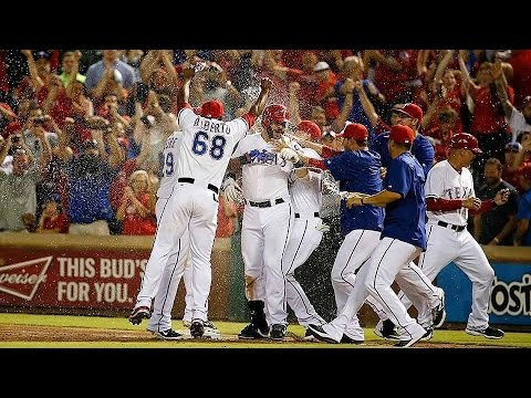 Texas Rangers 2015 Highlights