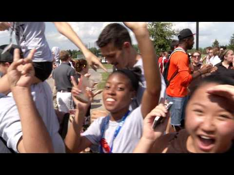 Rochester Institute of Technology's 2015 Freshman Convocation
