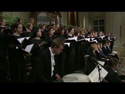 J.S. Bach - Cantata BWV 243 2.Magnificat in D major