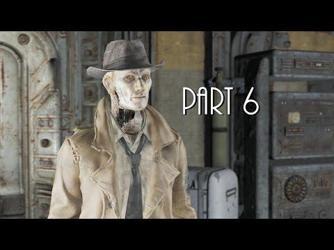 Fallout 4 Walkthrough Gameplay Part 6 - Triggermen - PC - Survival