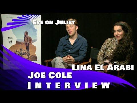 EYE ON JULIET - JOE COLE & LINA EL ARABI INTERVIEW