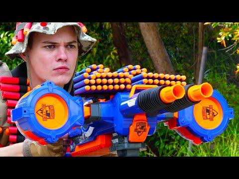 Nerf War: 4