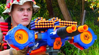 Download Nerf War: 4 Million Subscribers Mp3 and Videos