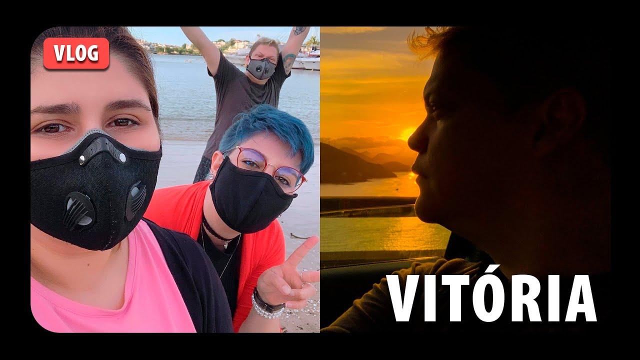 VLOG: FOMOS PASSEAR em Vitória e VIMOS O MIKE | #BBBia