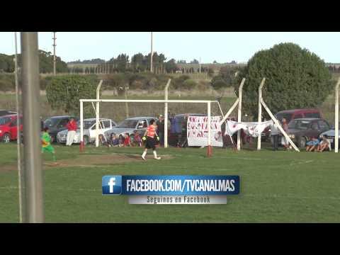 Resumen Juventud Unida 5 - Santos del Oeste 0