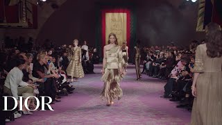The Dior Spring-Summer 2020 Haute Couture Collecti...